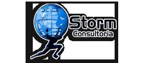 Logo Storm Consultoria'